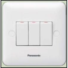 3gang 3 -devaice 1way switch