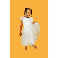 Children's wedding dress from ages 3 to 10