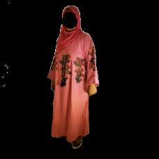 Abaya and scarf