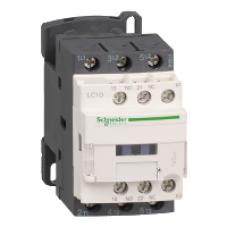 3phase contactor 25A@AC-3-Schneider electric