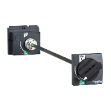 rotry handle for circuit breaker 100 to 250A-Schneider electric